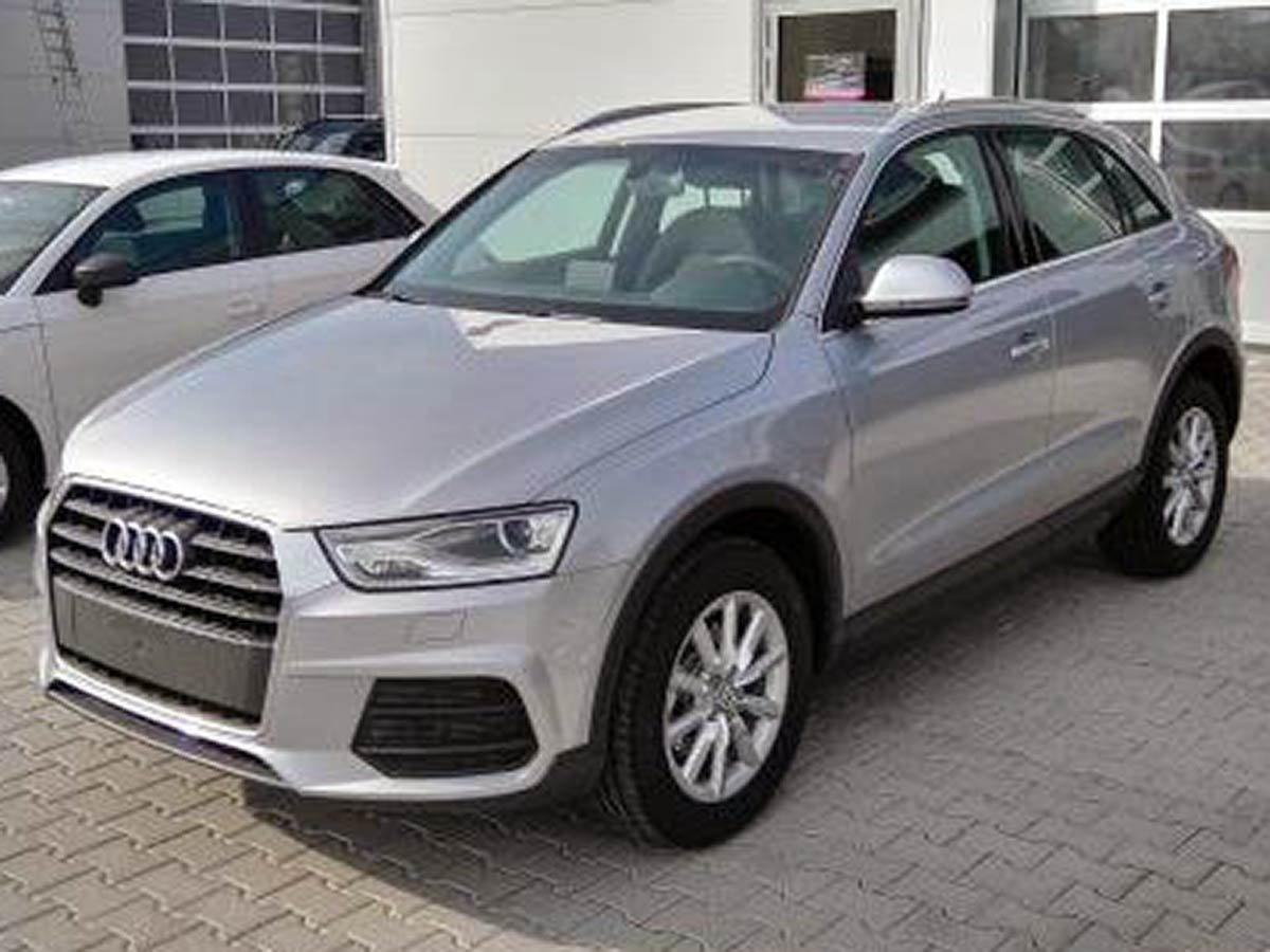 Audi Q3 Auto - AS NEW!