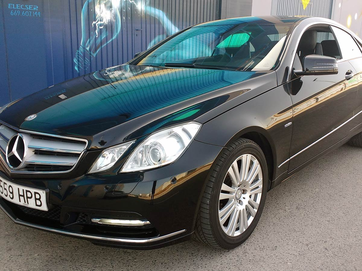 Mercedes E350 Auto Coupe