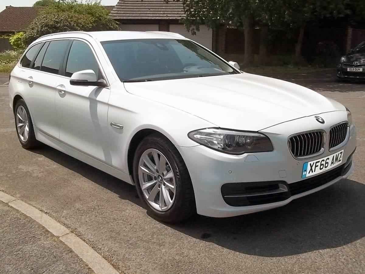 BMW 520 D Auto Touring
