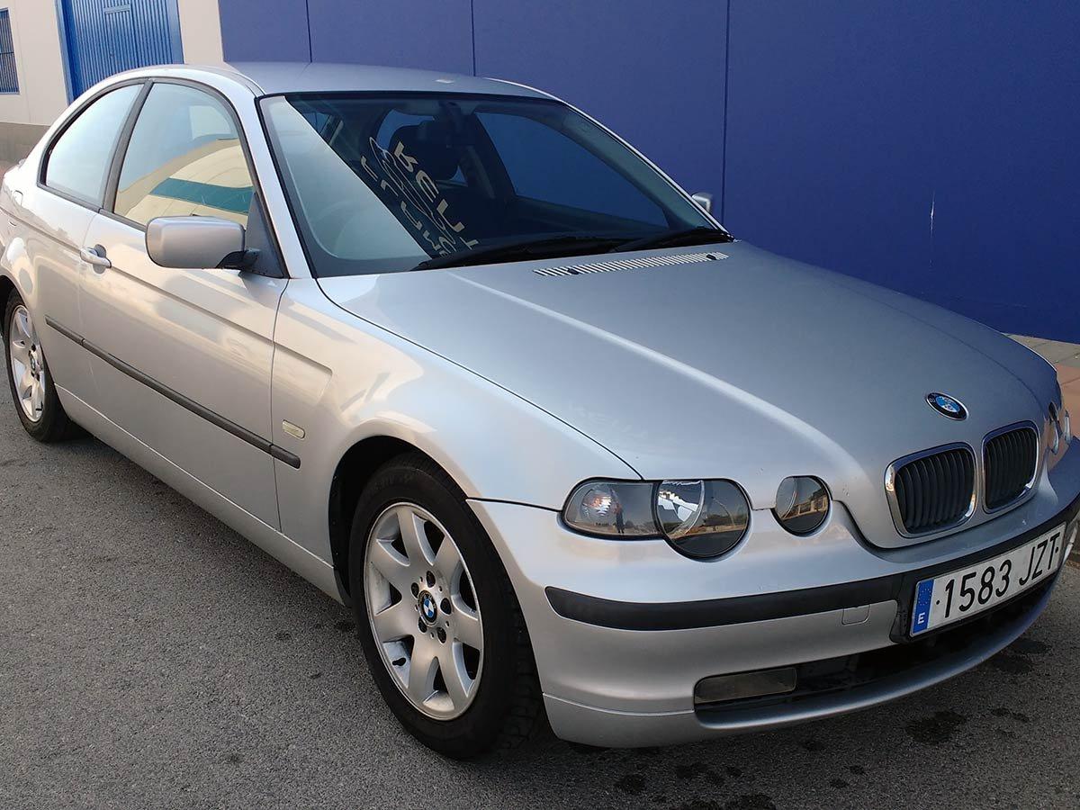BMW 320 (RHD - ES)