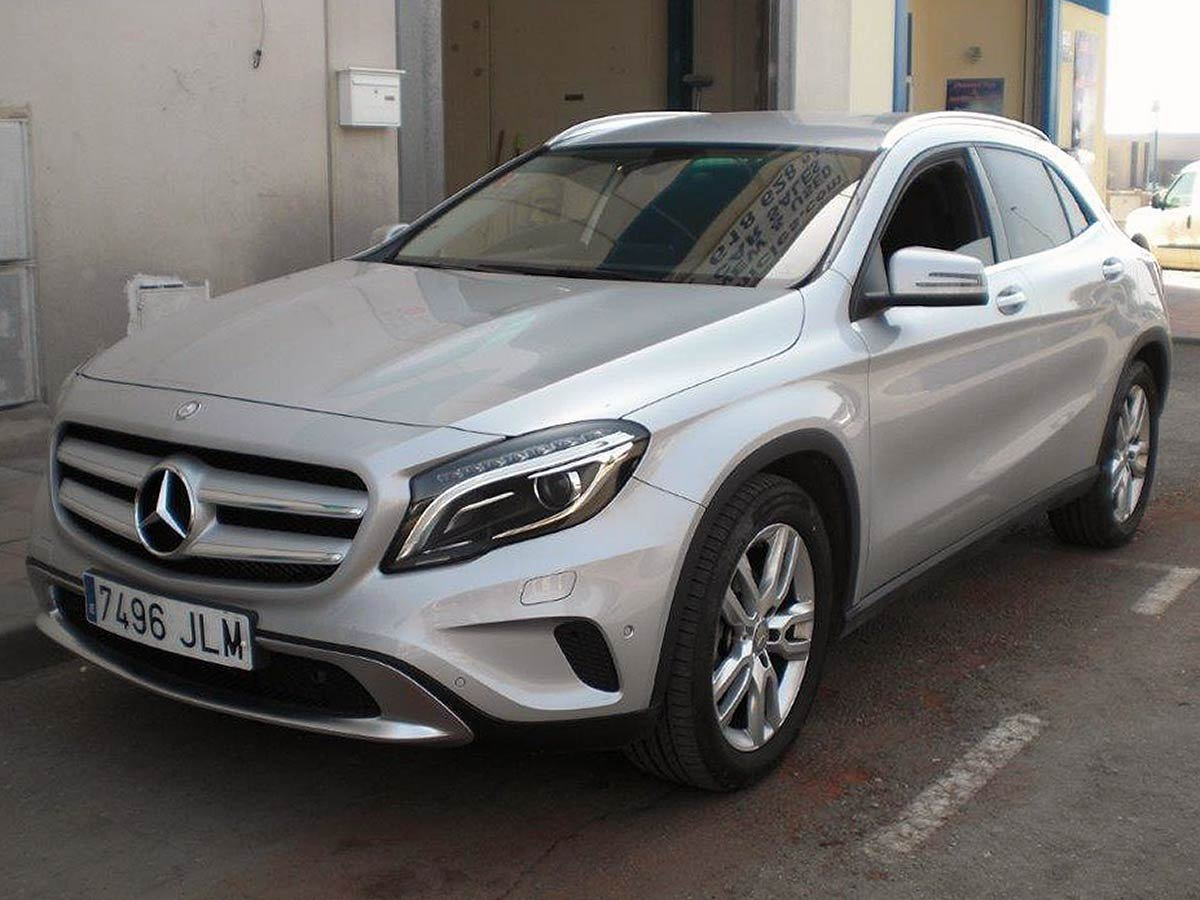 Used Mercedes GLA 200D Spain