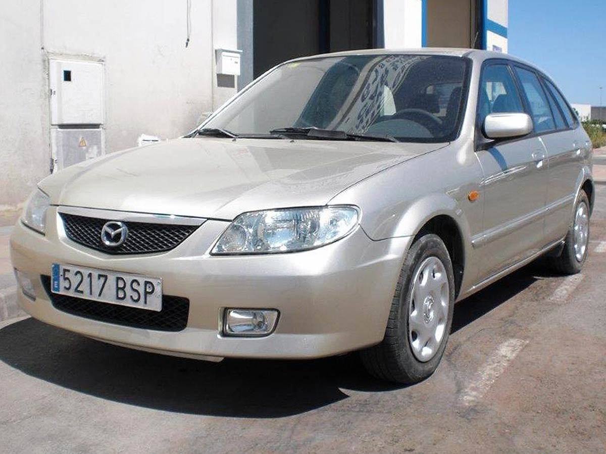 Used Mazda 323 Auto Spain