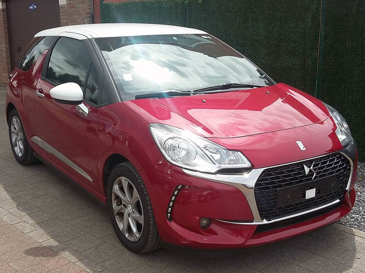 Used Citroen DS3 Auto Spain