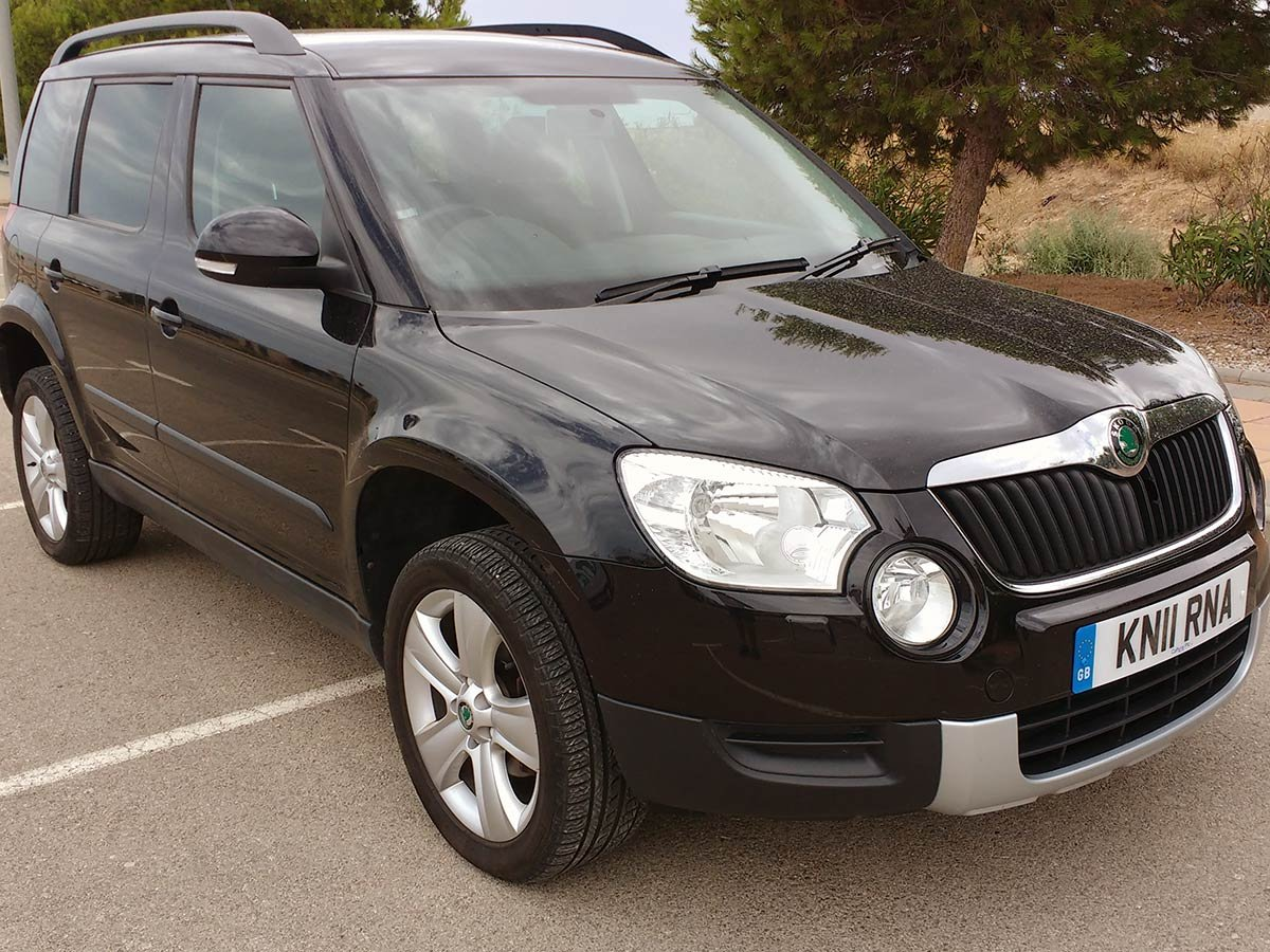 Used Skoda Yeta (RHD) Spain