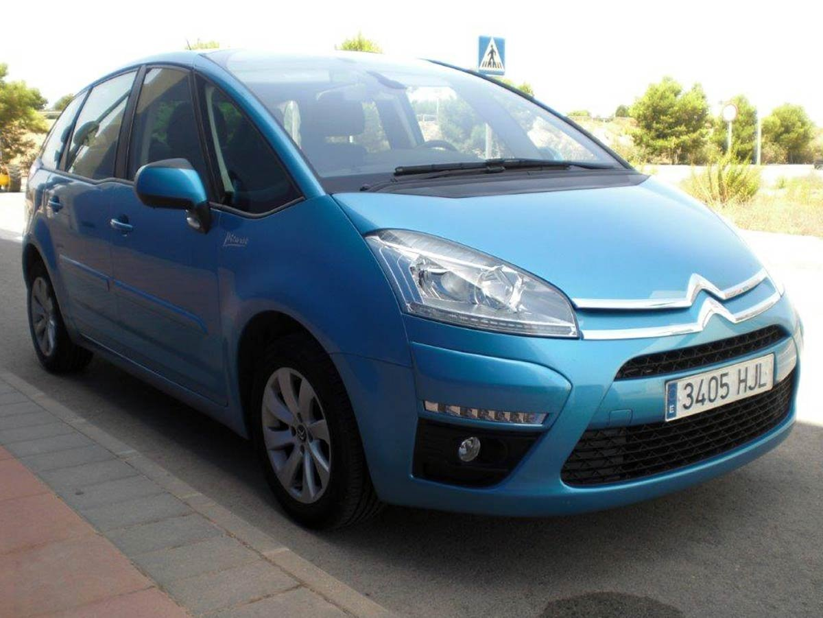 Used Citroen C4 Picasso Spain