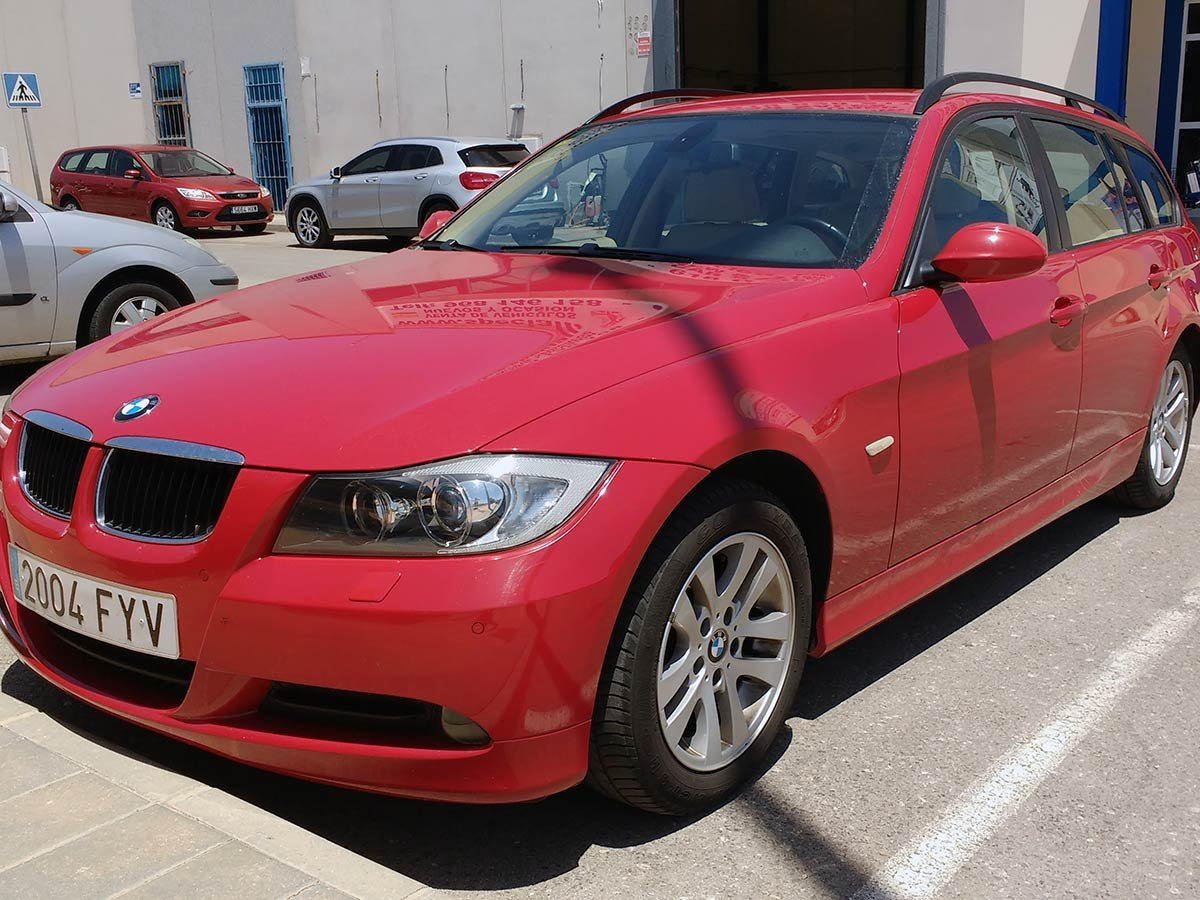 Used BMW 320 Touring Spain
