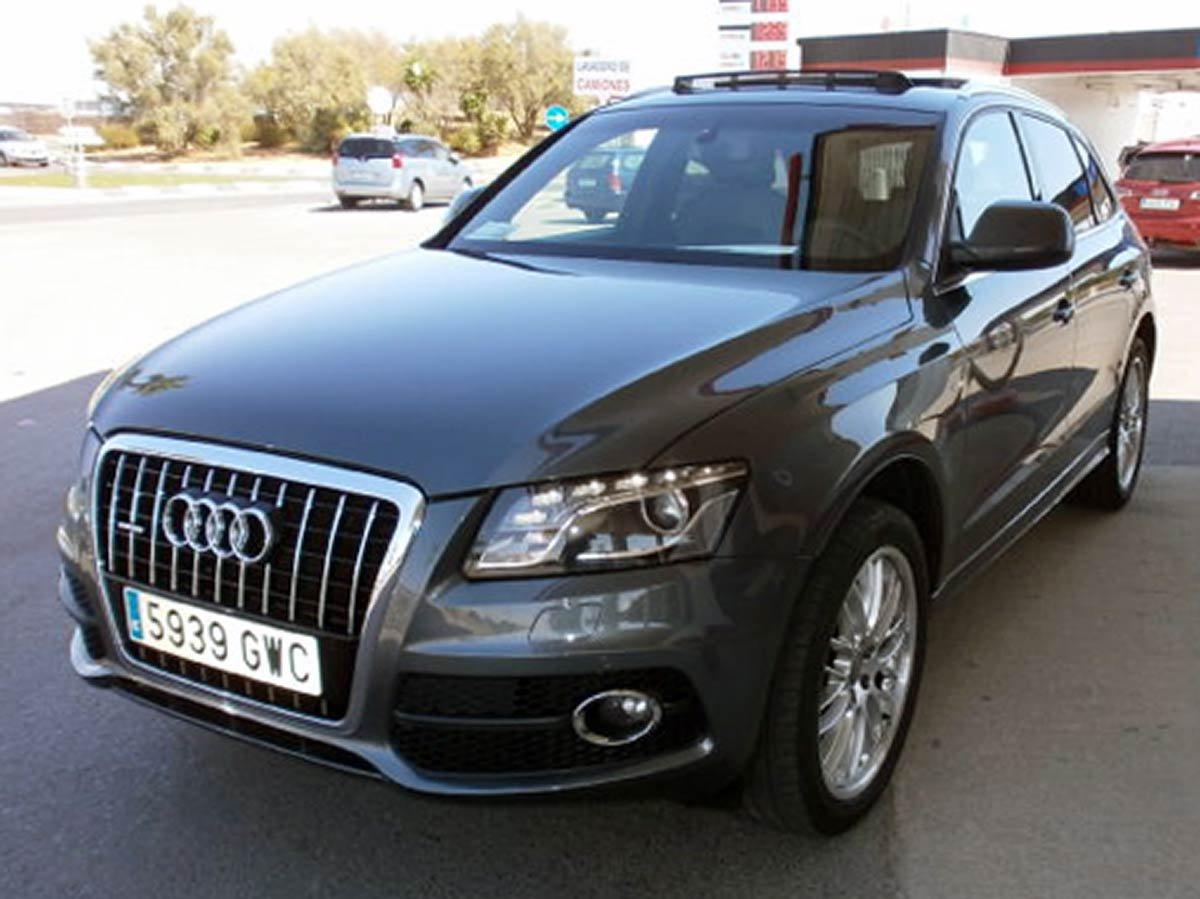 Specialist Vehicles - Audi car line