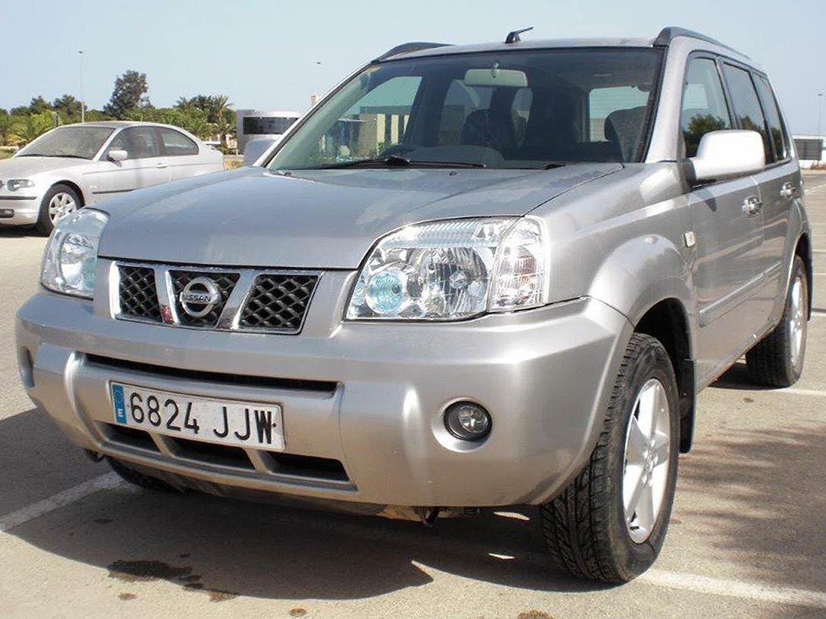 Nissan X-Trail (RHD-ES)