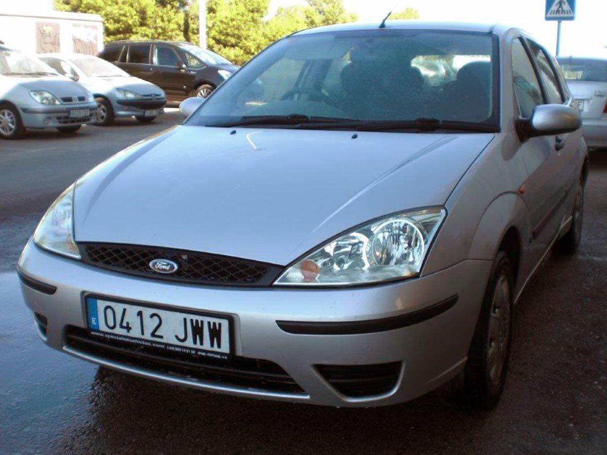 Ford Focus (RHD - ES)