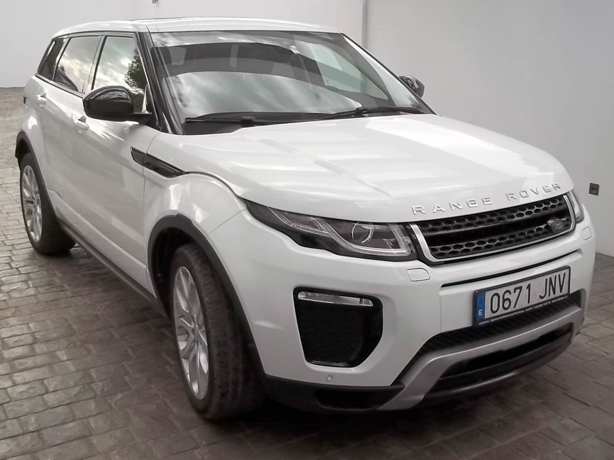 Rangerover Evoque Dynamic